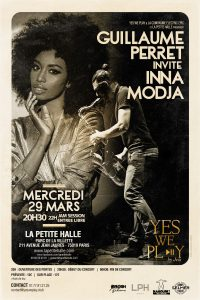 Affiche 29 mars 2017 - yes we play